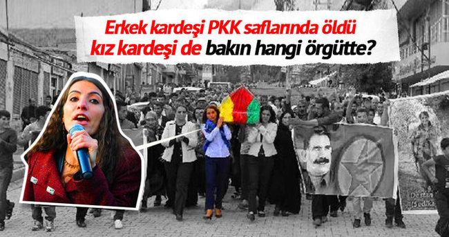 Tuba Hezer'in erkek kardeşi çatışmada ölmüş, kız kardeşi YPG'de