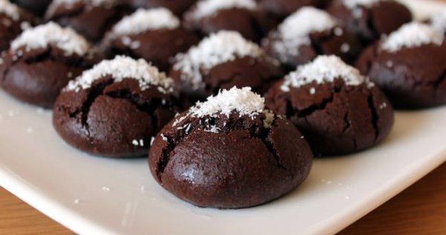 Cikolatali Kurabiye 8