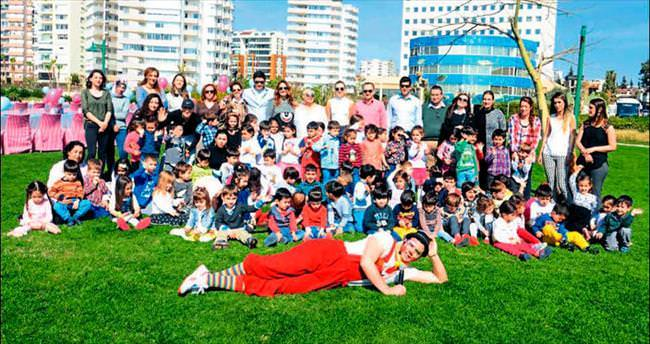 Liseli Derin'in sosyal projesi