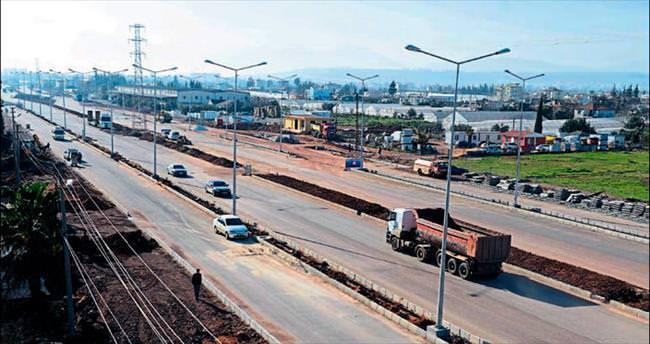 Altınova yolu sona yaklaştı
