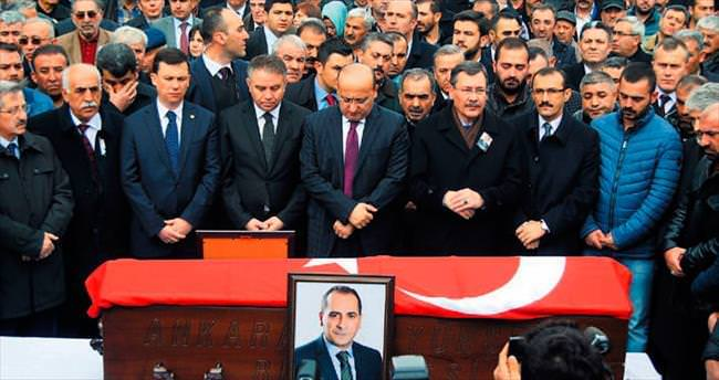 Başkan Gürbüz hayatını kaybettİ