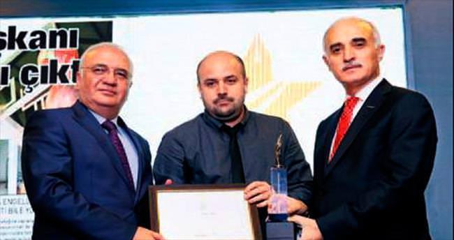 Yılın Ekonomi Haberi Ödülü Sabah'ın