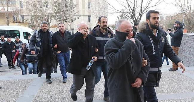 Erzurum'daki FETÖ/PDY operasyonunda 11 tutuklama