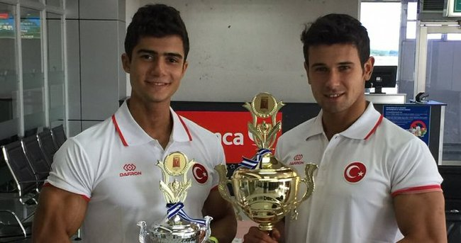 El Salvador'da dünya şampiyonu oldular