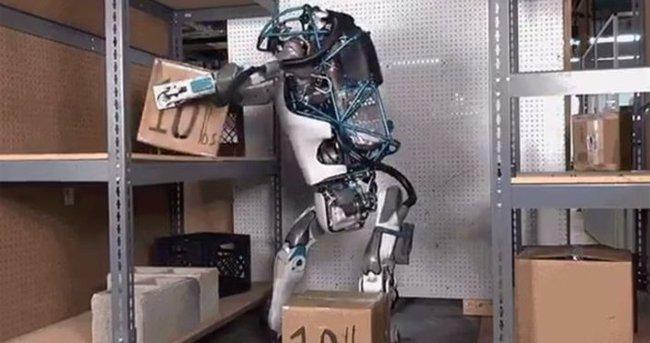 Atlas: Gelmiş geçmiş en marifetli robot