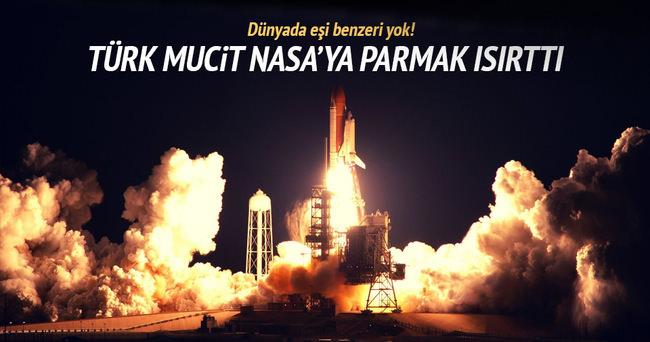Türk mucidin buluşu NASA'ya parmak ısırttı