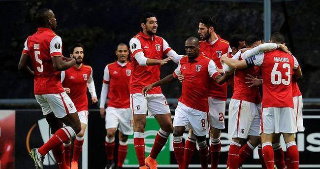 Braga'dan Fenerbahçe açıklaması