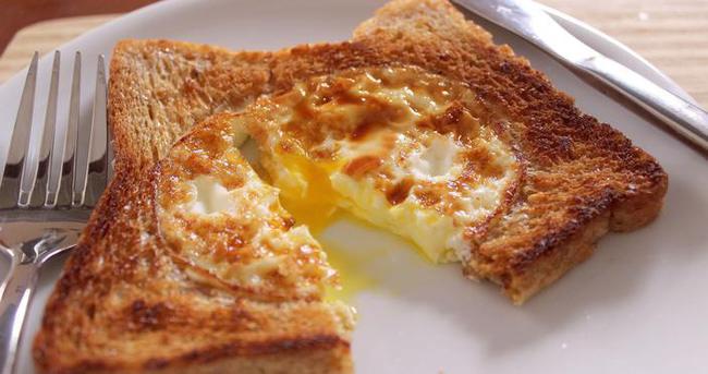 Yumurtalı Tost Nasıl Yapılır?