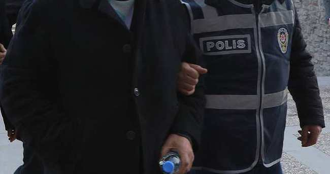 PKK/PYD'nin kuryesi yakalandı