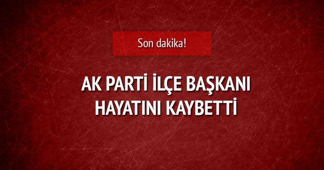 AK Parti İlçe Başkanı Albayrak vefat etti
