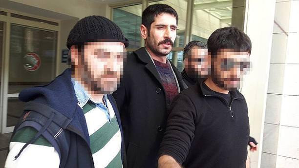 O isim PKK'ya finans sağlamak'tan tutuklandı