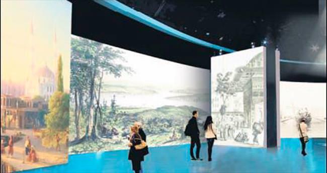 Seyyahlar 200 yıl sonra İstanbul'da buluşuyor