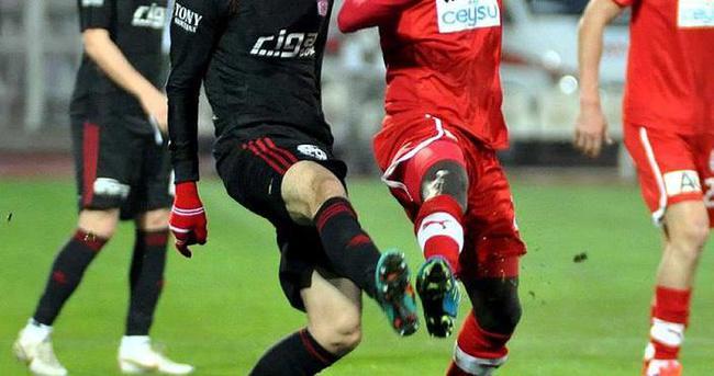 Sivasspor - Antalyaspor 16. kez...