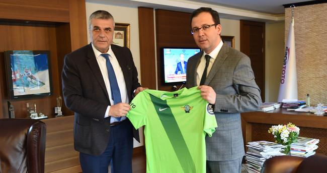 Spor Toto, Akhisar Belediyespor'a sponsor oldu