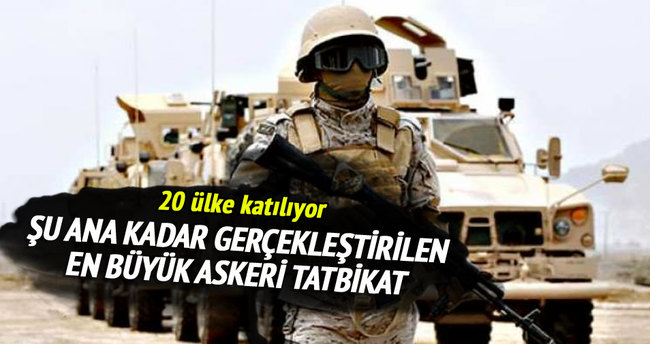 'Kuzeyin Gök Gürültüsü' askeri tatbikatı başladı