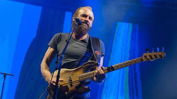 Sting ve Chris Botti Tiflis'te konser verdi