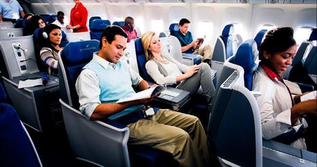 Konforlu uçuşun sırrı doğru koltuğu seçmek