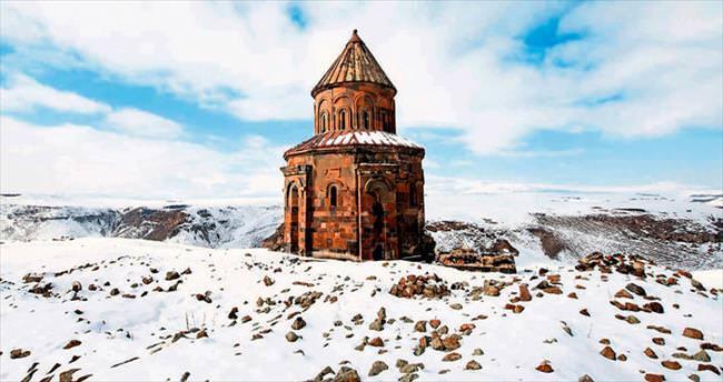 Kuzeydoğu'nun ıssız beyazlığında Kars