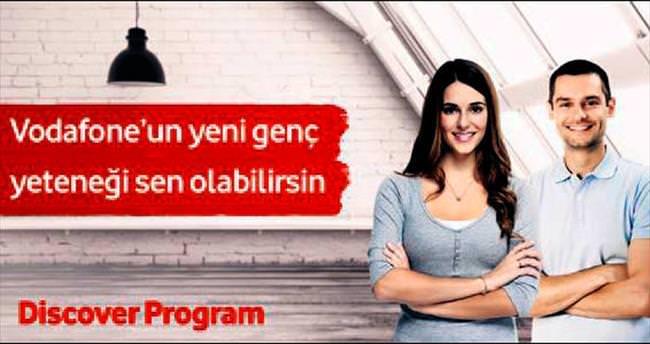 Vodafone 40 genci işe alacak