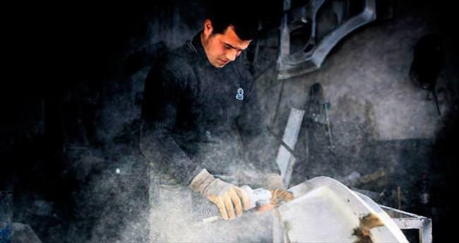 Suriyeliler'in iş başvurusu 54 bini aştı