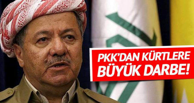 PKK'dan Kerkük-Ceyhan hattına saldırı