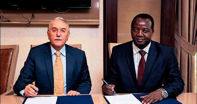 ESOGÜ ile Harare Teknoloji Enstitüsü arasında işbirliği