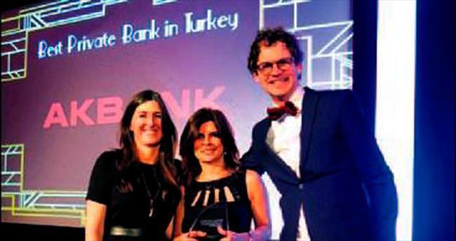 Akbank Türkiye'nin en iyi özel bankası