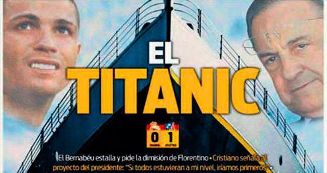El Titanik!