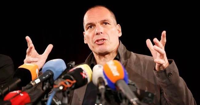 Varoufakis'e İngiltere'de kritik görev