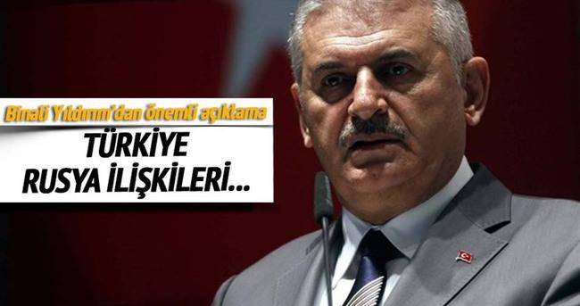 Türkiye-Rusya ilişkileri normalleşecektir