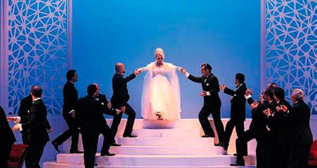Şen Dul opereti son kez sahnede