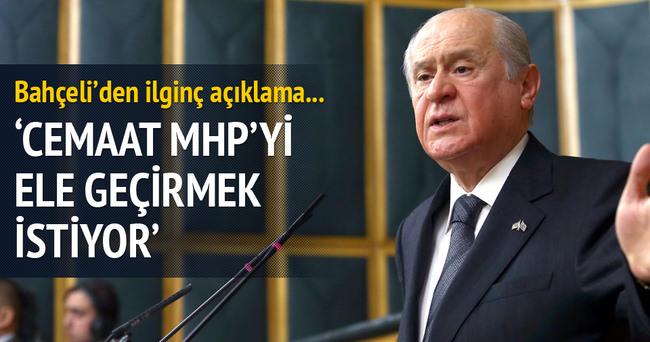 Devlet Bahçeli'den MHP'deki muhaliflere sert eleştiriler