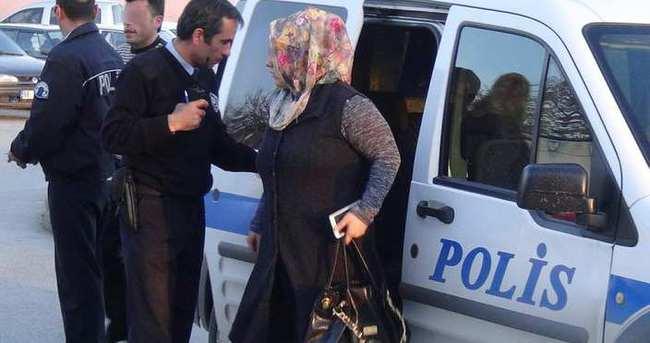 Nişanlısını önce dövdü, sonra hapsetti