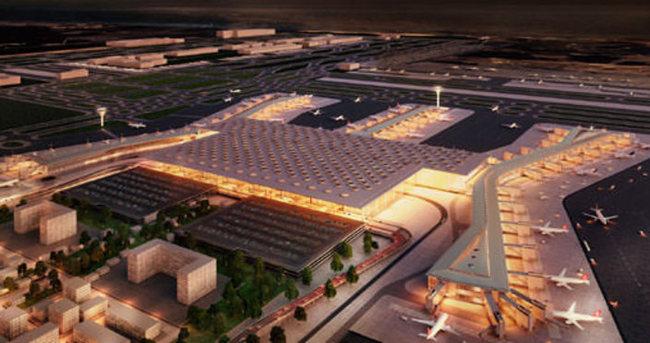Yeni Havalimanı MIPIM'e aday