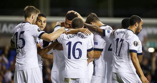 Şampiyonluğun favorisi Tottenham
