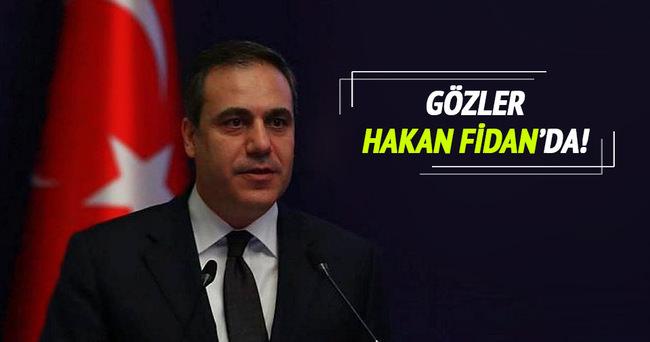 Hakan Fidan Ankara saldırısıyla iligili bilgi verecek