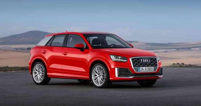 Q serisinin en yenisi: Audi Q2