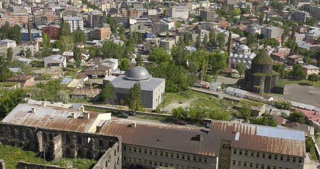 Kars'ta bazı alanlar ''özel güvenlik bölgesi'' ilan edildi