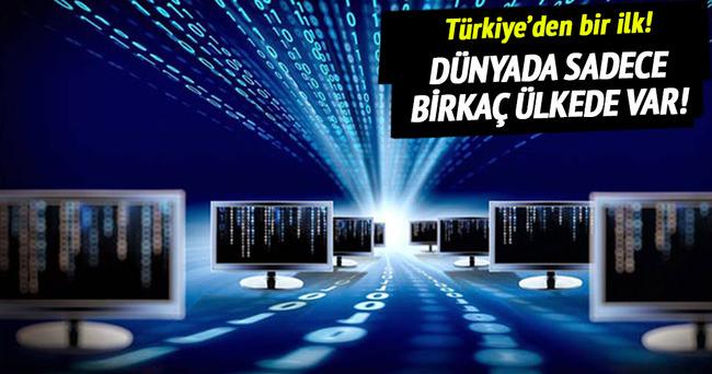 Siber saldırılara karşı Türkiye'de bir ilk!