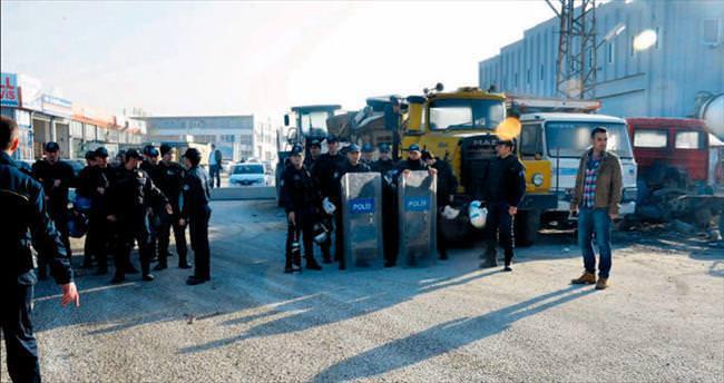 TIR ve kamyonlara verilen süre doldu