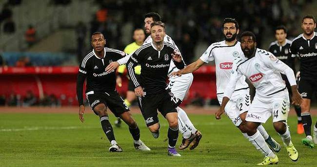 Beşiktaş kupada tur peşinde