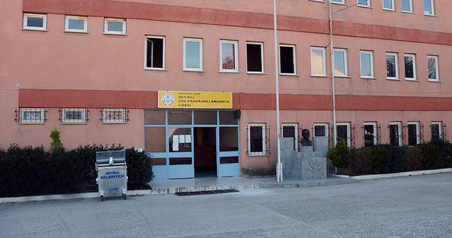 Lisede taciz iddiası: Okul müdürü tutuklandı