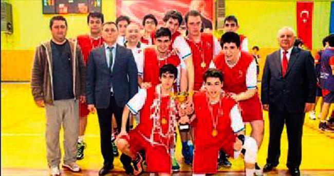 Şampiyon Gülkent Anadolu Lisesi