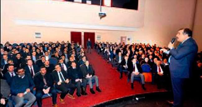 ANFA personeline iletişim semineri