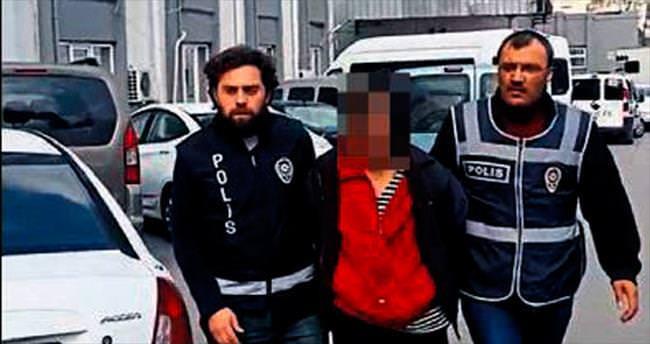 Travestiye tecavüz eden zanlı tutuklandı