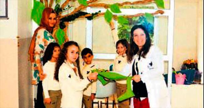 Çevre bilinci veren okul
