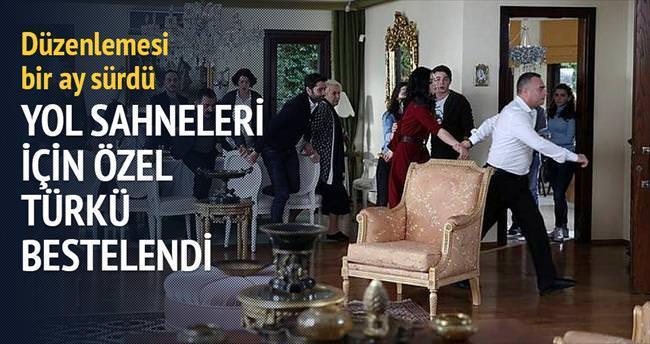 'Eşkıya' için özel türkü bestelendi