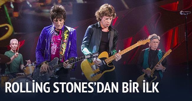 'Rolling Stones' Küba'ya gidiyor