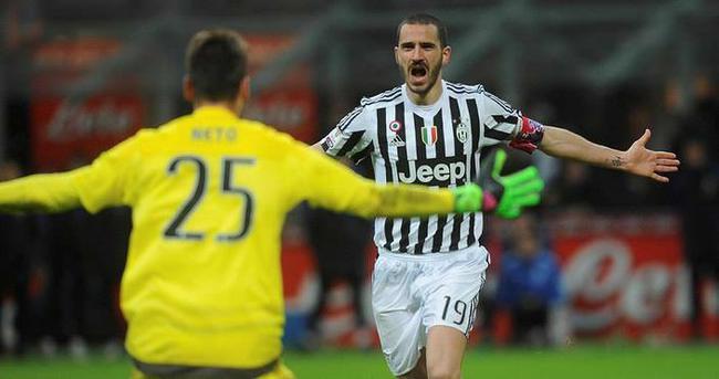 İtalya Kupası'nda finalin adı Juventus-Milan