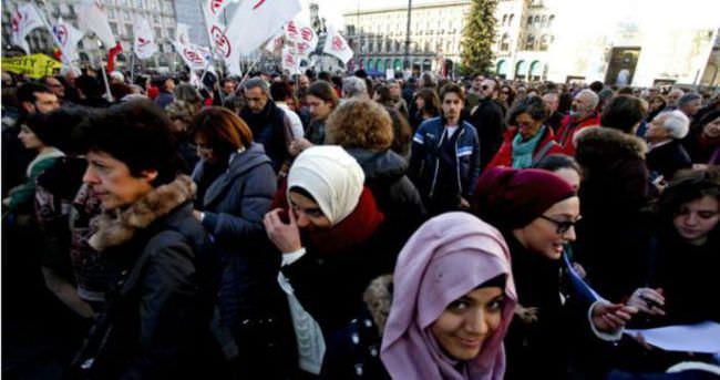 Milano'da Müslümanlara 'kadına saygı' kursu
